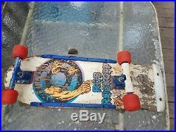 Vintage Rob Roskopp 2 Skateboard. Santa Cruz