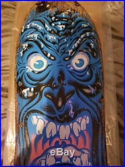 Vintage Rob Roskopp Face Skateboard (Not A Reissue)