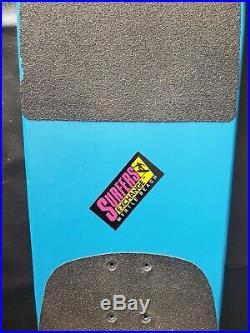Vintage Rob Roskopp Skateboard Deck Target 3 Santa Cruz NOT A REISSUE
