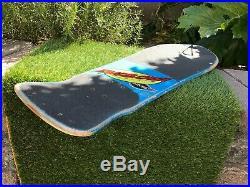 Vintage Rob Roskopp Target 3 Santa Cruz skateboard Powell Peralta sma blind G&S