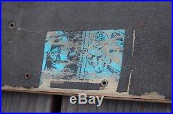 Vintage Santa Cruz Bob Boyle Skateboard Skate Deck Board OG Rare Old School