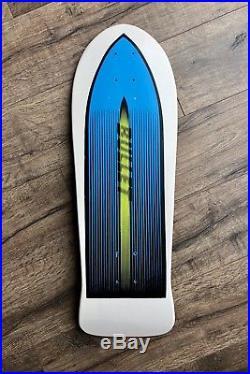 Vintage Santa Cruz Bullet Skateboard Deck Rare Nos Og