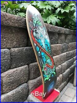 Vintage Santa Cruz Jason Jesse skateboard Neptune 1 Antihero Powell Peralta sma