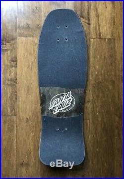 Vintage Santa Cruz OG Skateboard Original Santa Cruz Jeff Kendall Snake