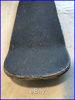 Vintage Santa Cruz Skateboards Everslick Original 90s