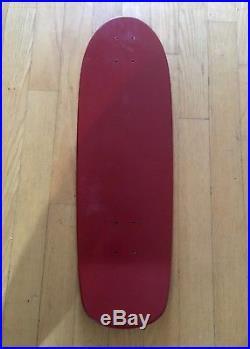 Vintage Santa Cruz jammer Skateboard Deck