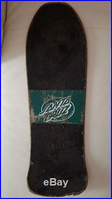 Vintage Skateboard Jeff Grosso Powell Peralta Santa Cruz
