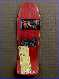 Vintage Skateboard NOS Santa Cruz Jeff Kendall Snake