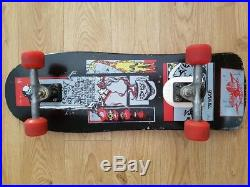 Vintage Skateboard SMA Powell Peralta Santa Cruz