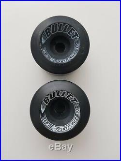 Vintage Skateboard Wheels, Santa Cruz Bullets, 1980s
