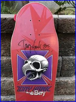 Vintage Tony Hawk nos Powell Peralta skateboard Santa Cruz Birdhouse sma sims
