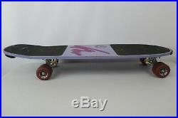 Vintage Variflex NOS Skoot Skate Skateboard Old School 80s Santa Cruz 29x9