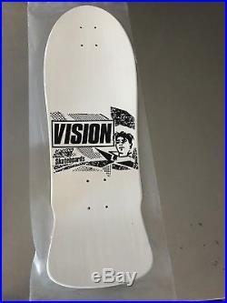 Vintage Vision 1996 Mark Gonzales Gonz Skateboard Santa Cruz Powell Peralta