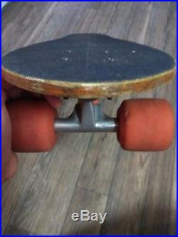 Vintage santa cruz street skate skateboard indy street juice wheels