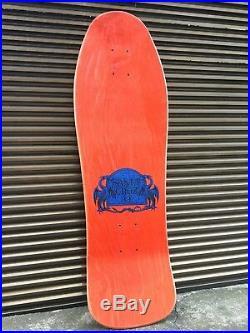 Vintage skateboard OG santa cruz Bod Boyle first run