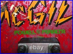 Vintage1984 Powell Peralta Mike McGill, Independent trucks, SantaCruz Bullets, TNT