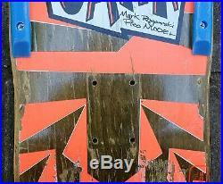 Vision Gator OG Skateboard Deck Old School Powell Peralta Santa Cruz Sims