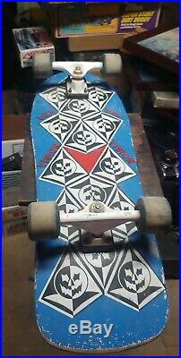 Vision Vex skateboard