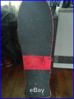 WOW Rob Roskopp Original Target Amazing Cndition Santa Cruz Complete Skateboard